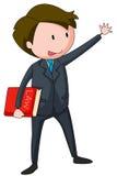 Δικηγόρος απεικόνιση αποθεμάτων