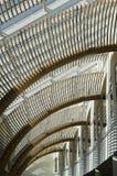 Διαφανή στέγη και louvers Στοκ εικόνες με δικαίωμα ελεύθερης χρήσης