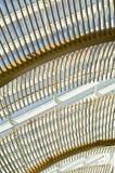 Διαφανή στέγη και louvers Στοκ φωτογραφία με δικαίωμα ελεύθερης χρήσης
