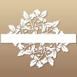 Δικτυωτό γαμήλιο ντεκόρ στο βικτοριανό ύφος Στοκ εικόνες με δικαίωμα ελεύθερης χρήσης