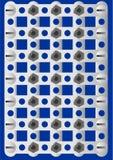 δικτυωτό πλέγμα s σχεδια&sigma Στοκ Εικόνες