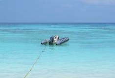 Διογκώσιμη βάρκα στοκ φωτογραφίες