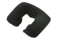 διογκώσιμο μαξιλάρι λαιμών Στοκ Φωτογραφία
