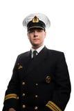 Διοικητής υπολοχαγών Στοκ Φωτογραφίες