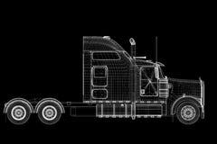Διοικητικές μέριμνες - που μεταφέρουν με φορτηγό Στοκ φωτογραφία με δικαίωμα ελεύθερης χρήσης