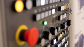 Διοικητική επιτροπή ενεργειακών συστημάτων ασφαλείας Κόκκινο κουμπί δύναμης - βιομηχανικός τηλεχειρισμός φιλμ μικρού μήκους