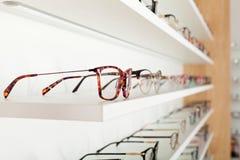 Διορθωτικά γυαλιά ματιών Στοκ Εικόνες