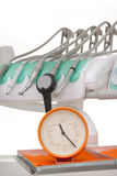 Διορισμός οδοντιάτρων Στοκ εικόνα με δικαίωμα ελεύθερης χρήσης