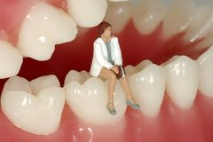 διορισμός οδοντικός Στοκ Εικόνες