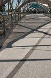 διπλός έλικας γεφυρών ει& στοκ φωτογραφίες