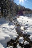 διπλός ήλιος Στοκ Φωτογραφίες