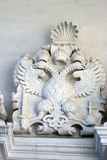 Διπλός αετός, σύμβολο κατάστασης της Ρωσίας Στοκ φωτογραφία με δικαίωμα ελεύθερης χρήσης