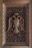 Διπλός-διευθυνμένος αετός στοκ εικόνα