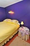 διπλός ημι κρεβατοκάμαρω Στοκ εικόνα με δικαίωμα ελεύθερης χρήσης