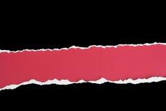 διπλό οριζόντιο δάκρυ ευρέως Στοκ εικόνες με δικαίωμα ελεύθερης χρήσης