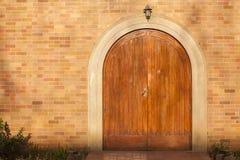 Διπλάσιο πορτών που σχηματίζεται αψίδα στοκ φωτογραφίες