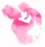 Διπλή απεικόνιση έκθεσης Πλάγια όψη της ευτυχούς εκμετάλλευσης μητέρων