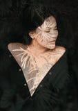 Διπλό πορτρέτο έκθεσης στοκ φωτογραφίες με δικαίωμα ελεύθερης χρήσης