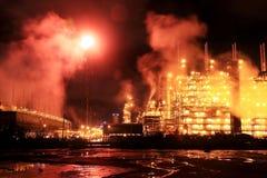 διυλιστήριο πετρελαίο&up Στοκ Εικόνες