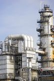 διυλιστήριο πετρελαίο&up Στοκ Εικόνα