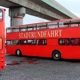 Διόροφο λεωφορείο 1b Στοκ Εικόνες