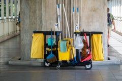 Διώροφο εμπορευματοκιβώτιο καθαρισμού Στοκ φωτογραφία με δικαίωμα ελεύθερης χρήσης