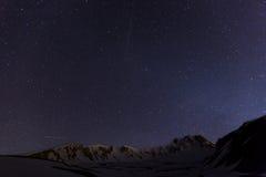 Δοκιμές αστεριών Στοκ εικόνες με δικαίωμα ελεύθερης χρήσης