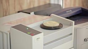 Δοκιμή για την υγρασία στα δημητριακά απόθεμα βίντεο