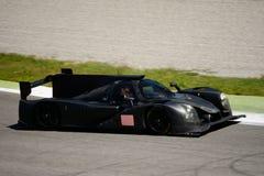 Δοκιμή πρωτοτύπων Ligier κνημών του Michael LMP2 σε Monza Στοκ εικόνα με δικαίωμα ελεύθερης χρήσης