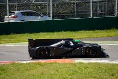 Δοκιμή πρωτοτύπων Ligier LMP2 σε Monza Στοκ Φωτογραφίες