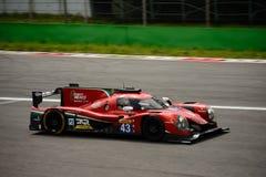 Δοκιμή πρωτοτύπων Ligier LMP2 σε Monza Στοκ εικόνες με δικαίωμα ελεύθερης χρήσης