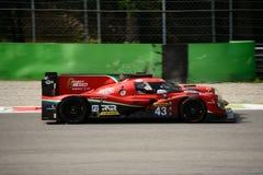 Δοκιμή πρωτοτύπων Ligier LMP2 σε Monza Στοκ Εικόνες