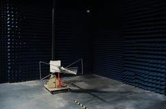 Δοκιμή των προϊόντων ραδιο κυμάτων Στοκ φωτογραφία με δικαίωμα ελεύθερης χρήσης