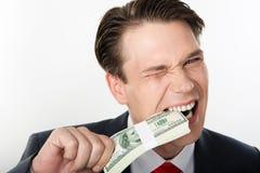 δοκιμή χρημάτων στοκ εικόνα