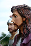 δοκιμή Χριστού Ιησούς Στοκ φωτογραφίες με δικαίωμα ελεύθερης χρήσης