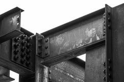 Δοκοί χάλυβα Στοκ φωτογραφίες με δικαίωμα ελεύθερης χρήσης