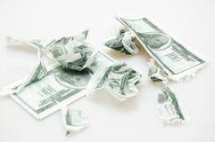δολάρια ψεύτικα στοκ εικόνες