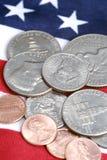 δολάρια Στοκ φωτογραφία με δικαίωμα ελεύθερης χρήσης
