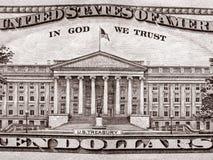 δολάριο εμείς Στοκ εικόνα με δικαίωμα ελεύθερης χρήσης