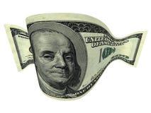 δολάριο που τεντώνεται Στοκ φωτογραφίες με δικαίωμα ελεύθερης χρήσης
