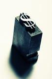 δολάριο Στοκ φωτογραφίες με δικαίωμα ελεύθερης χρήσης