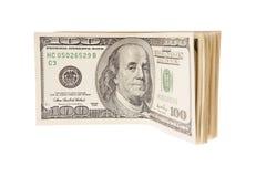 Δολλάρια ΗΠΑ Στοκ Εικόνα