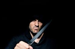 Δολοφόνος Στοκ εικόνες με δικαίωμα ελεύθερης χρήσης