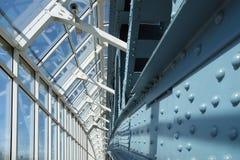 δομές γεφυρών αψίδων Στοκ Φωτογραφίες