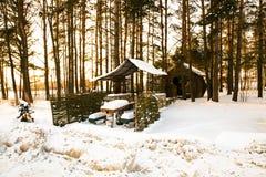 δομές ξύλινες Στοκ φωτογραφίες με δικαίωμα ελεύθερης χρήσης