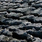 δομές πετρών στοκ εικόνα με δικαίωμα ελεύθερης χρήσης