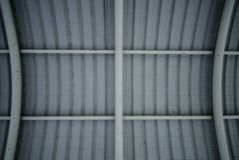 Δομές χάλυβα Στοκ φωτογραφία με δικαίωμα ελεύθερης χρήσης