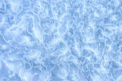 Δομή ή σύσταση πάγου στα μπλε χρώματα κιρκιριών Στοκ φωτογραφία με δικαίωμα ελεύθερης χρήσης