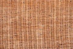 Δομή από τις συνδεδεμένες ξηρές ράβδους Στοκ Εικόνα
