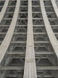 Δομή γεφυρών σιδήρου Στοκ Εικόνες